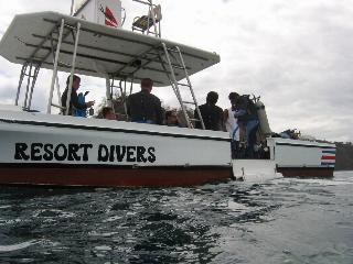 Resort Divers Costa Rica,Golfo de Papagayo,Costa Rica