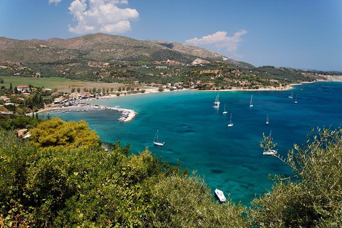 Nero Sport Diving Center, Zakynthos, Griechenland, bucht, hafen