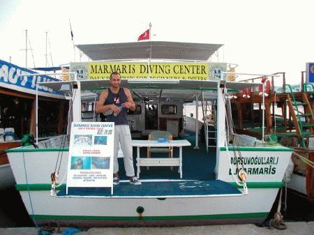 Marmaris Diving Center,Türkei