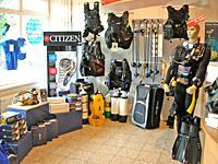Tauchsportcenter proAQUA,Unkel - Neuwied,Rheinland Pfalz,Deutschland
