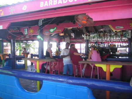 Rogers Scuba Shack,Barbados