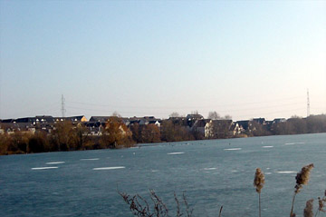 Rotter See/Troisdorf - Eistauchfotos, Rottersee - 53840 Troisdorf,Nordrhein-Westfalen,Deutschland
