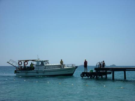 Derin Diving Center,Tekirova,Türkei