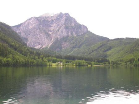 Langbathsee,Ebensee,Österreich