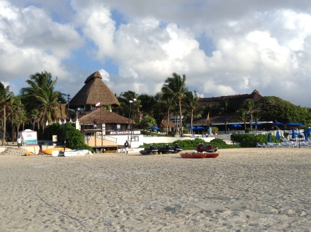 The Reef Marina,Playa del Carmen,Mexiko