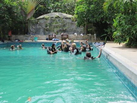 BAN´s Diving,Koh Tao,Golf von Thailand,Thailand