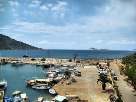 Hotel Pirat,Kalkan (Kas),C&C Scuba Diving Kalkan,Türkei