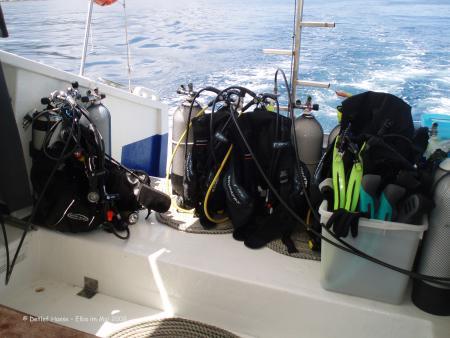 Unica Diving (Elba),Italien