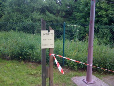 Bütgenbacher Talsperre,Belgien