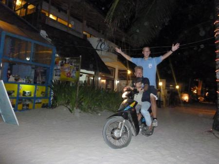 White Beach Divers,Boracay Island,Philippinen
