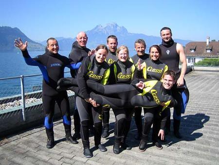 Dive Society,Root (Luzern),Schweiz