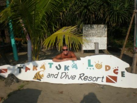 Takatuka Lodge and Dive Resort,Sipalay Negros,Philippinen