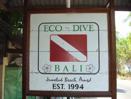 Eco-Dive Bali,Bali,Indonesien