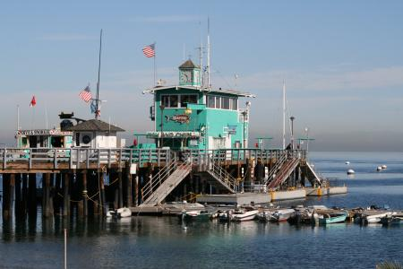 Pavilion Lodge,Avalon,Catalina Island,Kalifornien,USA