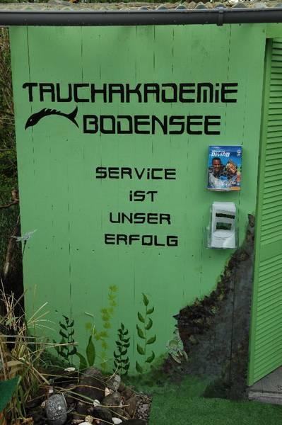 Tauchakademie Bodensee,Kressbronn,Baden Württemberg,Deutschland
