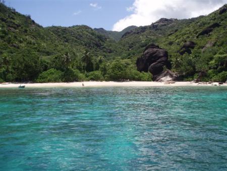 Mahe,Beau Vallon,Seychellen