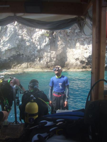 Atlantis Dive Club,Alanya,Türkei