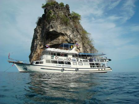 Lanta Diving Safaris,Andamanensee,Thailand