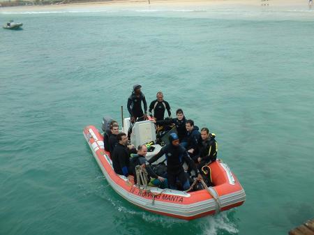 Manta Divingcenter,Sal,Santa Maria,Kap Verde