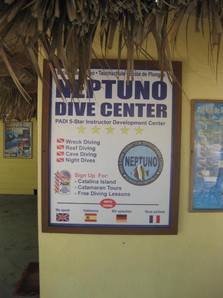 Neptunodive,Juan-Dolio,Dominikanische Republik