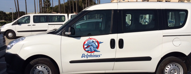 Delphinus Diving School Mallorca car , Delphinus Diving School Mallorca, Spanien, Balearen