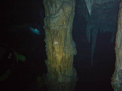 Cenote Dive Center,Tulum,Mexiko