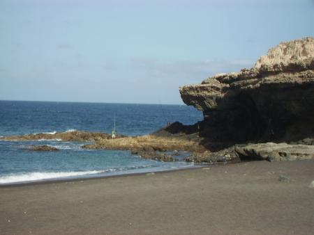 Ajuy und Tor zur Welt,Fuerteventura,Spanien