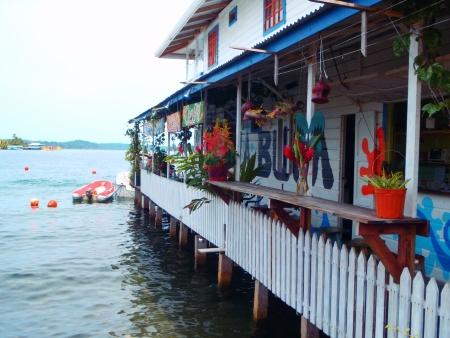 La Buga Dive,Panama