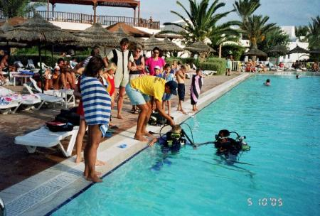 Djerba Sub,Hotel Palais des Iles,Djerba,Tunesien