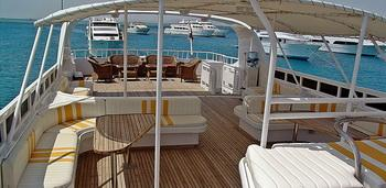 M/Y Mermaid - Tauchsafaris