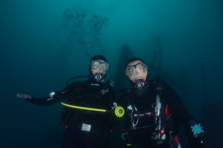 Hang-Loose-Diving,Punat,Insel Krk,Kroatien