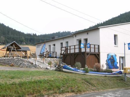 Wassersportzentrum Hohenwartestausee,Thüringen,Deutschland