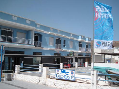 Tortuga Dive Centre (Harry´s Dive Base), Tarajalejo, Fuerteventura, Spanien, Kanarische Inseln