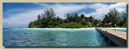 Bathala Ari-Atoll,Malediven