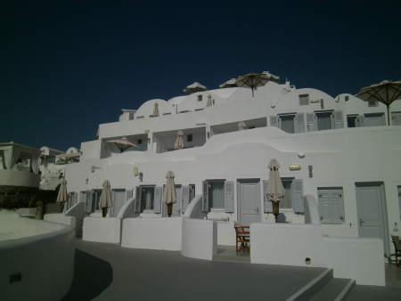 Volcano View Hotel,Santorini,Griechenland