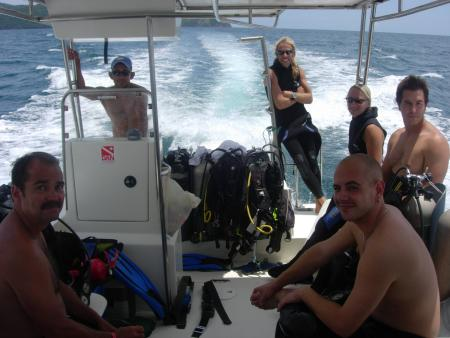 Summer-Salt Dive Center,Playas del Coco,Costa Rica