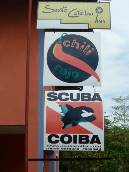 Sta Catalina - Isla Coiba,Panama
