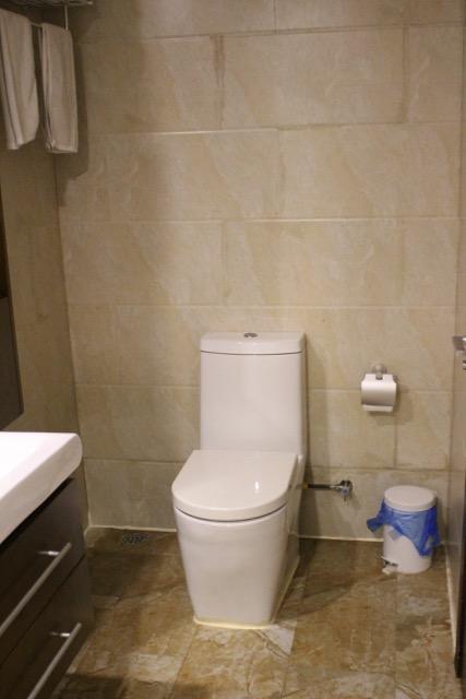 Toilette, Carpe Novo Explorer, Malediven