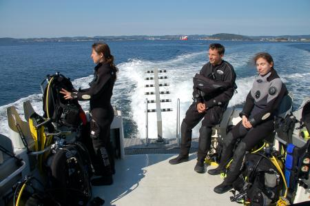 One Ocean Dive Resort,Kristiansand,Norwegen,One Ocean Dive Center