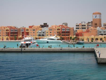 M/Y Desmondo,Ägypten