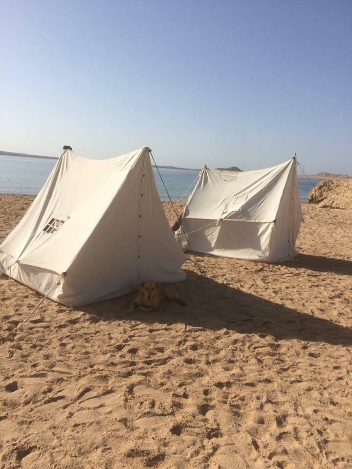Camping at Ras Mohamed , Circle Divers, Circle Divers, Hotel Badawia, Ägypten, Sinai-Süd bis Nabq