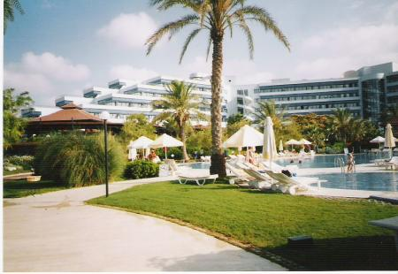 Sunrise Resort,Side-Manavgat,Türkei