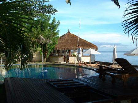 Tauch Terminal Resort Tulamben,Bali,Indonesien
