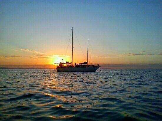 overnight liveaboard, Rum Runner, Cairns, Australien