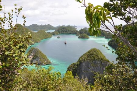 KLM Euphoria,Indonesien