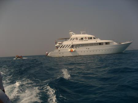 M/Y Sea Friend,Ägypten