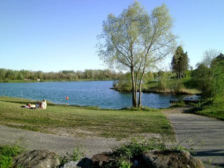 Feldkirchner Seen/OÖ,Österreich