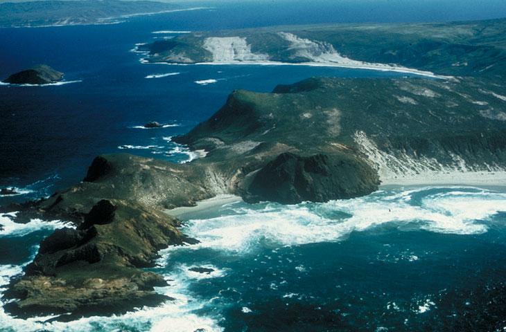 Channel Islands, USA, Kalifornien