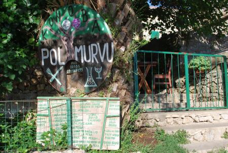 Pol Murvu,Zena Glava,Insel Vis,Kroatien