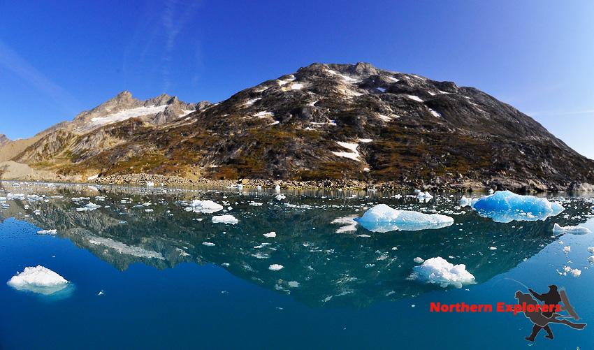 Northern Explorers - Tasiilaq (East Greenland), Ostküste Tasiilaq (East Greenland),Grönland,...Eisberge